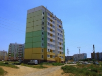 Astrakhan, Zelenginskaya 2-ya st, house 1 к.4. Apartment house