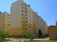 Astrakhan, Zelenginskaya 2-ya st, house 3 к.2. Apartment house