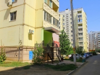 Astrakhan, Zelenginskaya 2-ya st, house 3 к.3. Apartment house