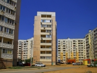 Astrakhan, Zelenginskaya 2-ya st, house 3. Apartment house