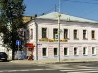 Vladimir, Bolshaya Moskovskaya st, house 63. Apartment house