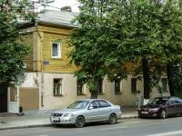 Vladimir, Bolshaya Moskovskaya st, house 69. Apartment house