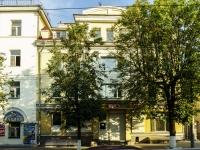 Vladimir, Bolshaya Moskovskaya st, 房屋 86. 公寓楼