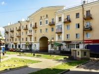 Vladimir, Bolshaya Moskovskaya st, house 90А. Apartment house