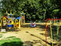 Владимир, детская площадка в парке Липкиулица Большая Московская, детская площадка в парке Липки