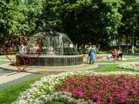 Vladimir, 喷泉 в парке ЛипкиBolshaya Moskovskaya st, 喷泉 в парке Липки
