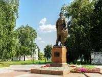 Владимир, памятник Александру Невскомуулица Большая Московская, памятник Александру Невскому