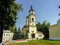Vladimir, museum Владимирский планетарий, Bolshaya Moskovskaya st, house 66А