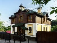 Vladimir, Vladimirsky spusk st, house 8. Private house