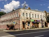 Владимир, улица Гагарина, дом 6. многофункциональное здание