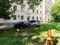 Vladimir, Gagarin st, 房屋 8. 公寓楼