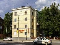 Владимир, улица Гагарина, дом 8. многоквартирный дом