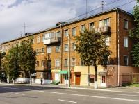 Владимир, улица Гагарина, дом 10. многоквартирный дом