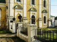 Владимир, храм Святого великомученика Георгия Победоносца, Георгиевская церковь, улица Георгиевская, дом 2А