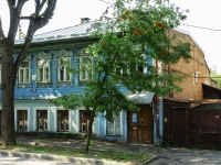 Vladimir, st Gertsen, house 9. Apartment house