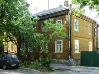 Vladimir, st Gertsen, house 17. Private house