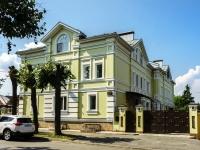 Владимир, улица Герцена, дом 27. многоквартирный дом