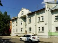 Владимир, улица Осьмова, дом 4. многоквартирный дом