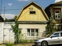 Владимир, улица Осьмова, дом 10. индивидуальный дом