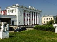 Vladimir, 学院 Педагогический институт, ВлГУ, Oktyabrsky Ave, 房屋 3