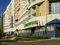 Vladimir, Oktyabrsky Ave, 房屋 25. 公寓楼