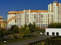 Vladimir, Oktyabrsky Ave, house 27. Apartment house