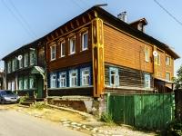 Vladimir, Sosenskaya st, 房屋 11. 公寓楼