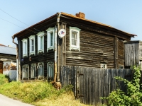 Vladimir, st Sosenskaya, house 15. Private house