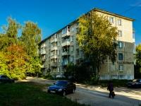 Владимир, улица Сурикова, дом 22. многоквартирный дом