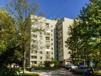 Владимир, проезд Школьный, дом 1А. многоквартирный дом