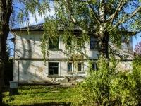 Vladimir, Shkolny Ln, house 10. Apartment house
