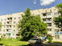 Kolchugino, The 3rd Internatsional st, house 64А. Apartment house