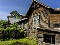 Kolchugino, The 3rd Internatsional st, house 74. Private house