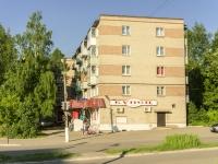 Kolchugino, st 50 let Oktyabrya, house 15. Apartment house