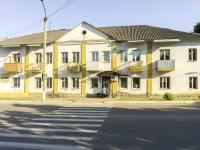 Kolchugino, Gagarin st, 房屋 1. 公寓楼