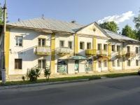 Кольчугино, улица Гагарина, дом 3. многоквартирный дом