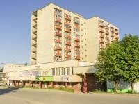 Kolchugino, Dobrovolsky st, 房屋 15. 公寓楼