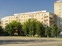 Kolchugino, Lenin square, house 4. Apartment house