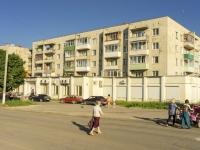 Кольчугино, площадь Ленина, дом 6. жилой дом с магазином