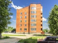 Кольчугино, улица Октябрьская, дом 12. многоквартирный дом