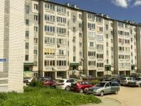 Kolchugino, Oktyabrskaya st, 房屋 19. 公寓楼