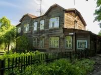 Kolchugino, Temkin st, house 2. Apartment house