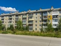 Kolchugino, Vedeneev st, 房屋 1. 公寓楼