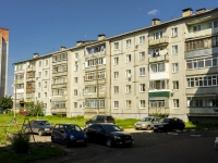 Кольчугино, улица Веденеева, дом 10. многоквартирный дом