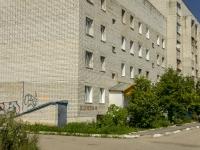 Кольчугино, улица Веденеева, дом 18. многоквартирный дом