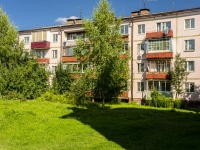 Kolchugino, st Initsyativnaya, house 14. Apartment house