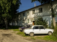 Кольчугино, улица Котовского, дом 13. многоквартирный дом