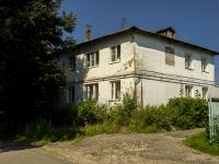 Кольчугино, улица Котовского, дом 16. многоквартирный дом