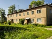 Кольчугино, улица Котовского, дом 18. многоквартирный дом