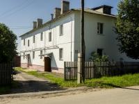 Кольчугино, улица Котовского, дом 19. многоквартирный дом